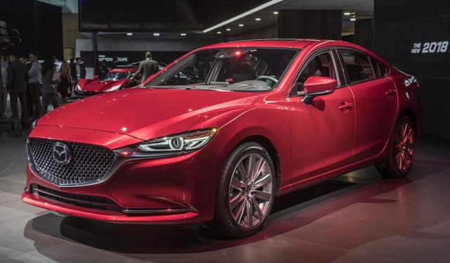 Mazda6 2020 tại Việt Nam úp mở trước giờ G, mẫu cũ 'xả kho' ưu đãi 65 triệu đồng - Ảnh 4.