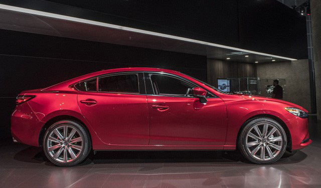 Mazda6 2020 tại Việt Nam úp mở trước giờ G, mẫu cũ 'xả kho' ưu đãi 65 triệu đồng - Ảnh 5.