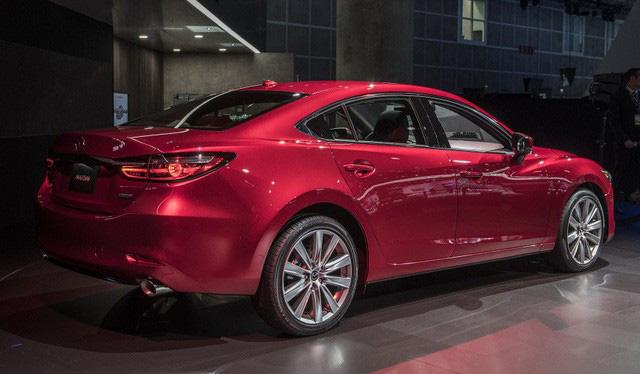 Mazda6 2020 tại Việt Nam úp mở trước giờ G, mẫu cũ 'xả kho' ưu đãi 65 triệu đồng - Ảnh 6.