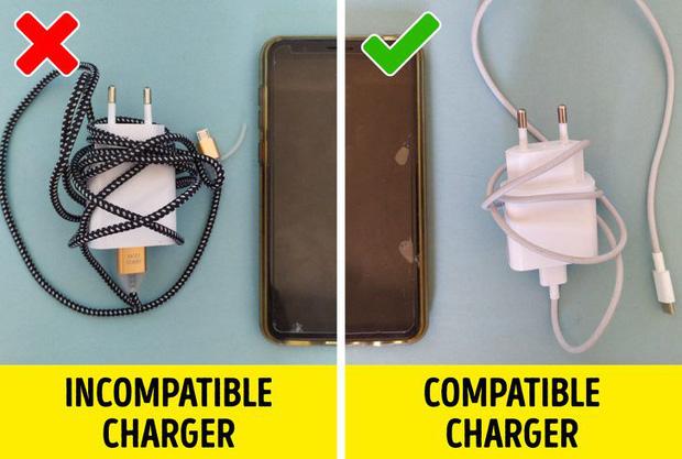 10 trường hợp sạc pin sai cách khiến pin các thiết bị của bạn chai đi một cách nhanh chóng - Ảnh 7.