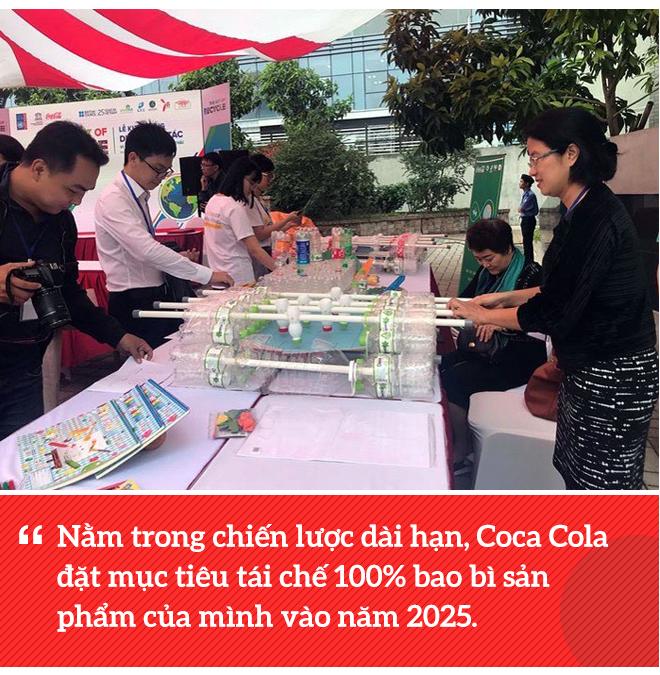 Chuyện lạ ở Coca-Cola: Cắt giảm hoạt động quảng cáo vì Covid-19 nhưng không ngừng tập trung đầu tư chống rác thải - Ảnh 9.