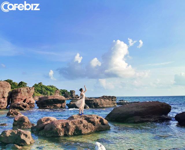 Hè thả ga: Trọn vẹn lịch trình 4N3Đ Phú Quốc dành cho gia đình thích khám phá, lặn biển ngắm san hô, xuyên rừng băng thác  - Ảnh 3.