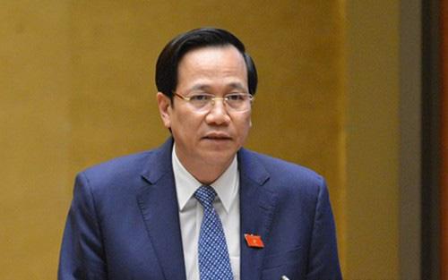 """Bộ trưởng Đào Ngọc Dung đề nghị bỏ khái niệm """"xuất khẩu lao động"""" - Ảnh 1."""