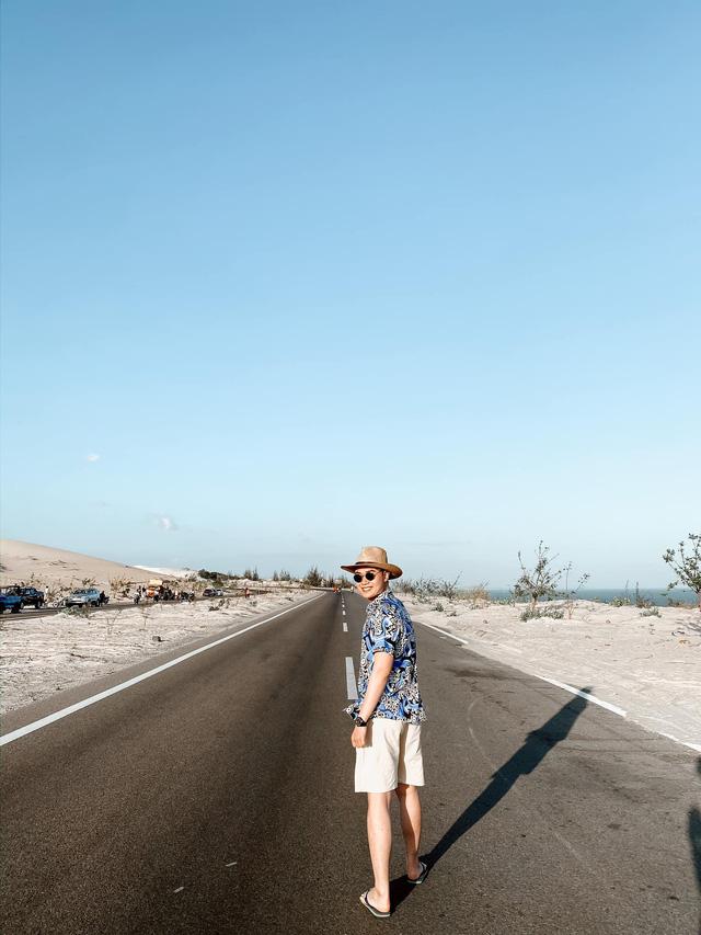 Ngắm hoàng hôn mê hoặc trên đồi cát, chiêm ngưỡng cung đường biển đẹp tuyệt đỉnh: Mũi Né, có tất thảy!  - Ảnh 16.