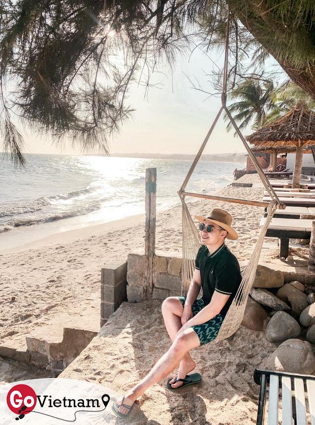 Ngắm hoàng hôn mê hoặc trên đồi cát, chiêm ngưỡng cung đường biển đẹp tuyệt đỉnh: Mũi Né, có tất thảy!  - Ảnh 6.
