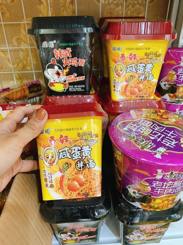 Rộ đồ ăn vặt nội địa Trung trên chợ mạng: Giá rẻ không thiếu thứ gì từ bánh kẹo, nước uống cho tới các loại thịt ăn liền - Ảnh 8.