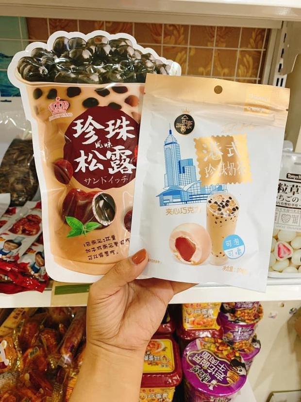 Rộ đồ ăn vặt nội địa Trung trên chợ mạng: Giá rẻ không thiếu thứ gì từ bánh kẹo, nước uống cho tới các loại thịt ăn liền - Ảnh 9.