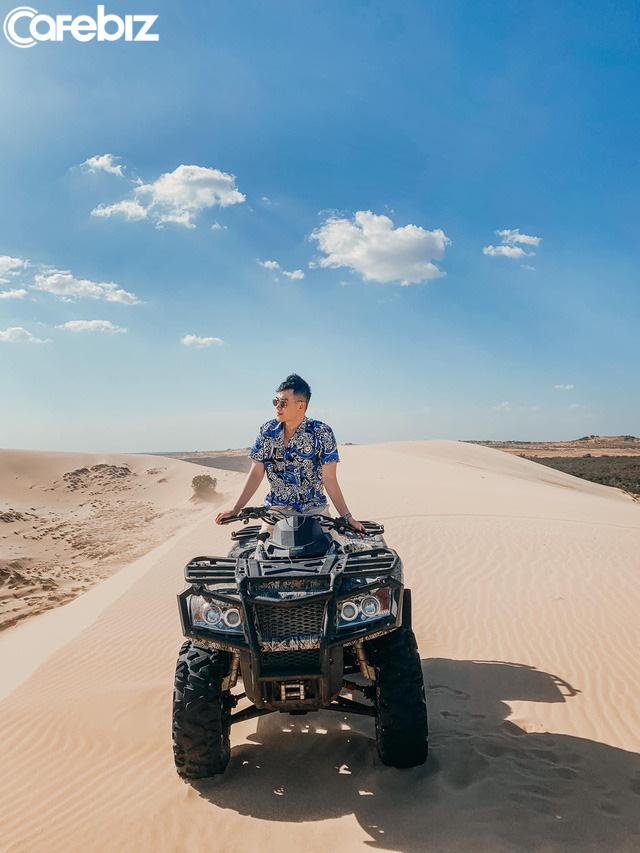 Ngắm hoàng hôn mê hoặc trên đồi cát, chiêm ngưỡng cung đường biển đẹp tuyệt đỉnh: Mũi Né, có tất thảy!  - Ảnh 10.