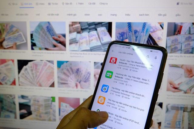 Vay tiền qua App: Cạm bẫy không lối thoát - Ảnh 1.