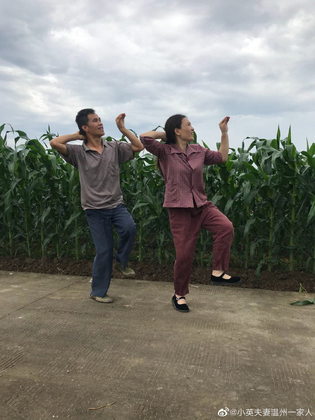 Sau tai nạn thảm khốc, cặp vợ chồng U50 đẩy lùi trầm cảm và lan tỏa sự tích cực qua điệu nhảy triệu view - Ảnh 2.