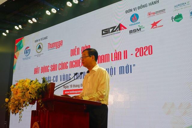 Phó Chủ tịch VNRea: Bất động sản công nghiệp là phân khúc hấp dẫn nhất trong giai đoạn tới - Ảnh 1.