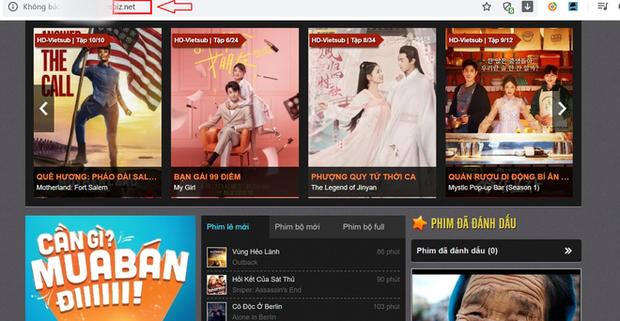 Web phim lậu lớn nhất nhì Việt Nam bỗng dừng hoạt động, năm tháng xem chùa dần kết thúc? - Ảnh 5.