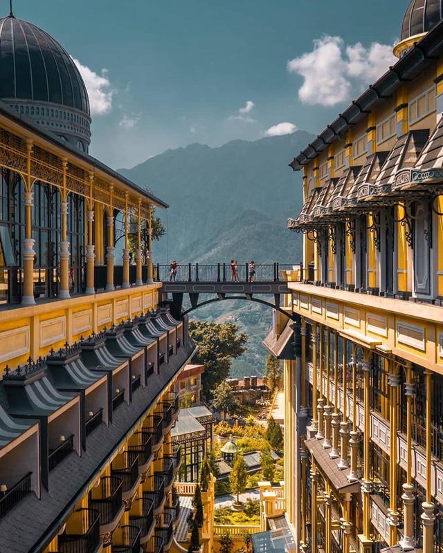 4 khách sạn 5 sao ở Sapa có view đẹp nghẹt thở: Tận hưởng dịch vụ đẳng cấp thế giới giữa không gian núi rừng Tây Bắc - Ảnh 8.
