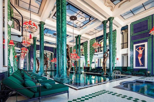 4 khách sạn 5 sao ở Sapa có view đẹp nghẹt thở: Tận hưởng dịch vụ đẳng cấp thế giới giữa không gian núi rừng Tây Bắc - Ảnh 9.