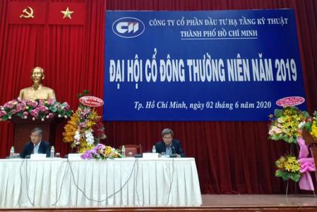 Tổng Giám đốc CII Lê Quốc Bình: Quá xấu hổ khi trả lời cổ đông về các mốc thời gian - Ảnh 1.