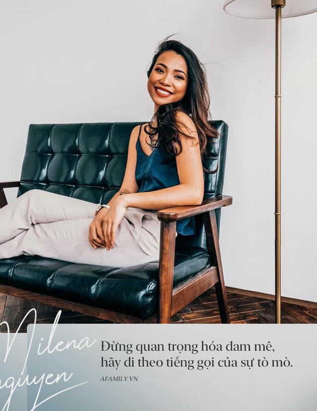 Chuyên gia hướng nghiệp Milena Nguyễn: Đam mê đang là thứ bị thổi phồng khi nhắc đến sự nghiệp  - Ảnh 2.