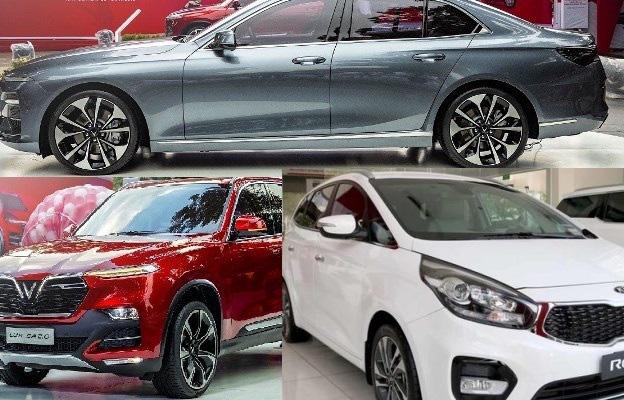 Người dân mua ô tô ngóng giảm hàng trăm triệu phí trước bạ - Ảnh 1.