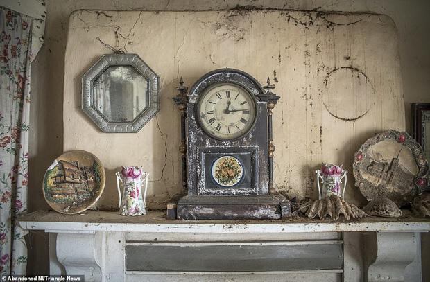 Ghé thăm ngôi nhà của ký ức từ hơn 200 năm trước vẫn còn nguyên vẹn: Đồng hồ đã ngưng điểm, hàng trăm bức thư tình vẫn còn trong ngăn kéo - Ảnh 8.