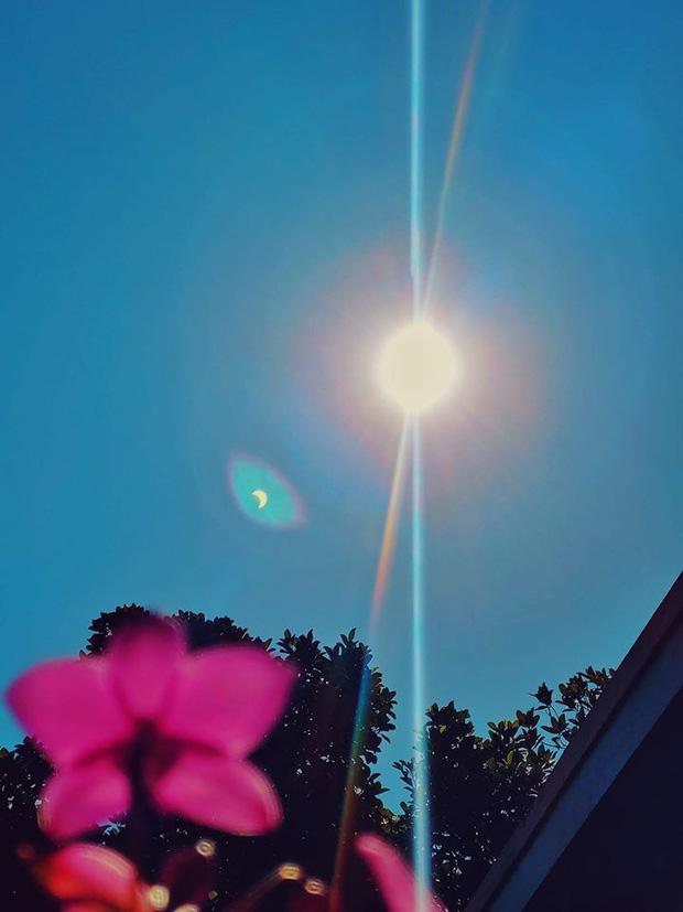 """Hiếm hoi lắm mới xuất hiện tại Việt Nam, đây là hiện tượng nhật thực """"vòng lửa"""" được dân mạng từ khắp nơi chụp lại được trong chiều nay - Ảnh 10."""