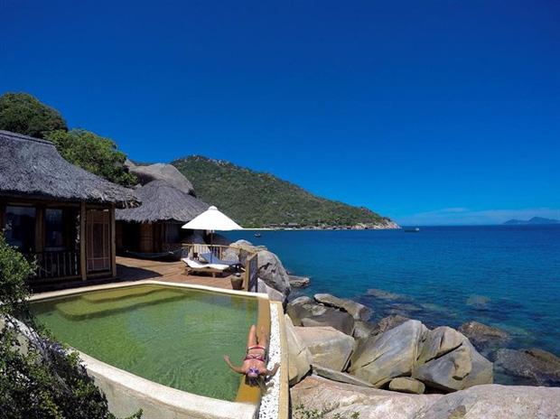 Top 3 resort đắt đỏ bậc nhất Việt Nam: Tiền phòng 1 đêm bằng lương người khác 'cày cuốc' cả tháng - Ảnh 6.