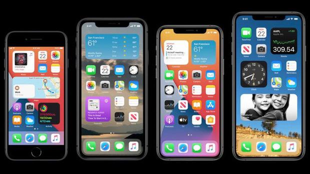 iOS 14 chính thức ra mắt với giao diện hoàn toàn mới, iPhone 6s 5 năm tuổi vẫn được cập nhật - Ảnh 1.