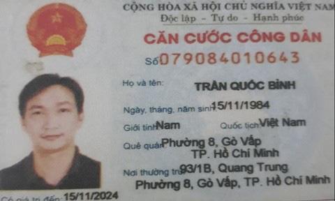 Truy tìm nhân viên lấy 10.000 USD của giám đốc người nước ngoài rồi nghỉ việc ở Sài Gòn - Ảnh 1.