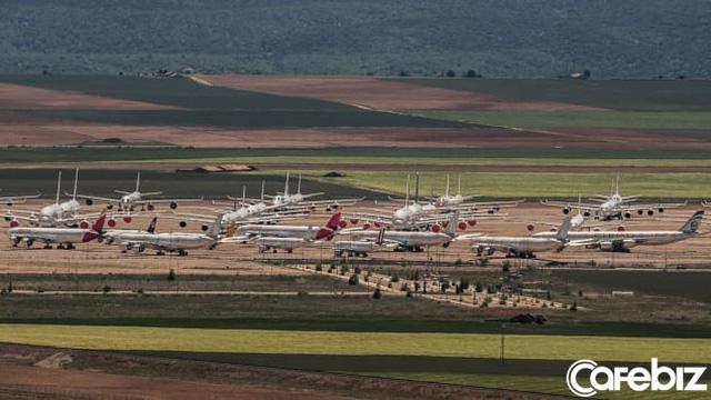 Chuyện lạ: Sân bay chẳng có hành khách nào nhưng lại bận rộn nhất nước, hết cả chỗ chứa máy bay - Ảnh 3.