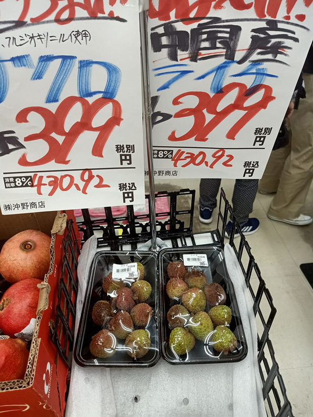 Dân mạng Việt khoe những trái vải bán trong siêu thị Nhật, 120k được mỗi 7 quả mà vẫn cháy hàng - Ảnh 6.