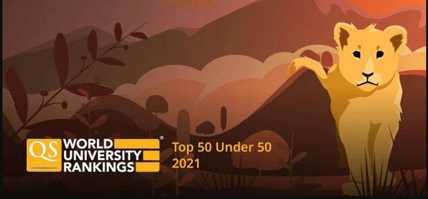 Hai đại học của Việt Nam xuất hiện trong xếp hạng các trường đại học trẻ hàng đầu thế giới QS Top 50 Under 50 2021 - Ảnh 1.