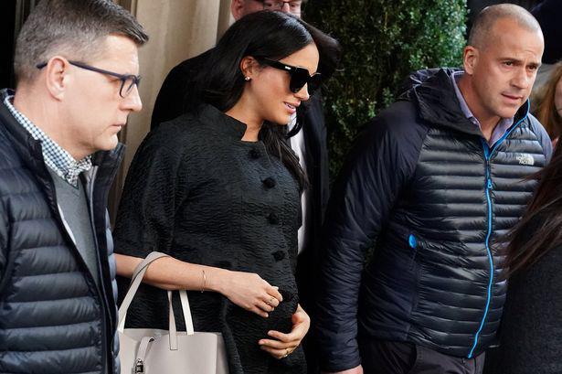 Meghan Markle dính nghi án mang thai em bé thứ 2 với một số dấu hiệu rõ rệt cùng toan tính khiến hoàng gia Anh không kịp trở tay - Ảnh 4.