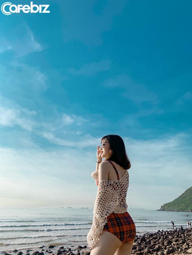 Cách Hà Nội 4 giờ đồng hồ, biển Bãi Đông vừa sạch vừa vắng chi phí chỉ 1 triệu quá hợp lý cho 2 ngày cuối tuần - Ảnh 5.