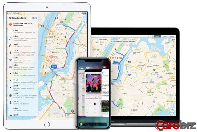 Bất ngờ: Apple Maps trở thành 1 chỉ báo cho thấy nền kinh tế Mỹ đang hồi phục sau dịch Covid-19 - Ảnh 1.