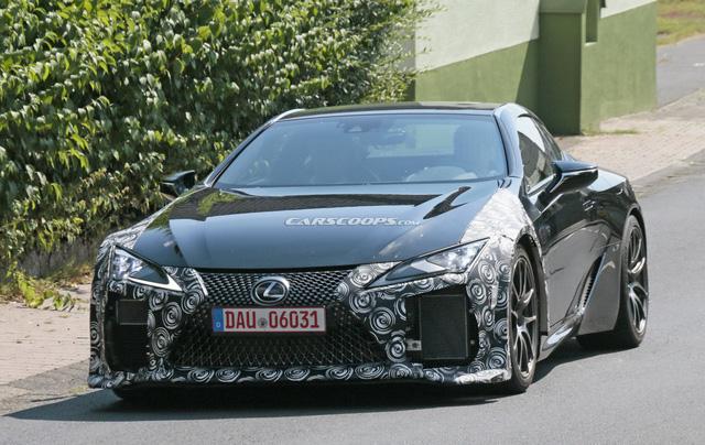 Xe nhanh nhất của Lexus đi vào ngõ cụt, bỏ cuộc trước BMW M8 Competition - Ảnh 1.