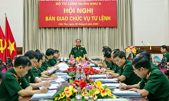 Thiếu tướng Nguyễn Xuân Dắt đảm nhận trọng trách mới - Ảnh 1.
