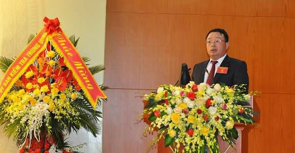Ông Hoàng Văn Trà tái cử Bí thư Đảng ủy Cơ quan UBKT Trung ương - Ảnh 2.
