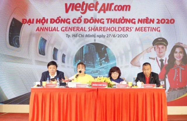 Bà Nguyễn Thị Phương Thảo: Vietjet tiếp tục mua, nhận máy bay do hiện có thể thương lượng giá tốt hơn - Ảnh 2.