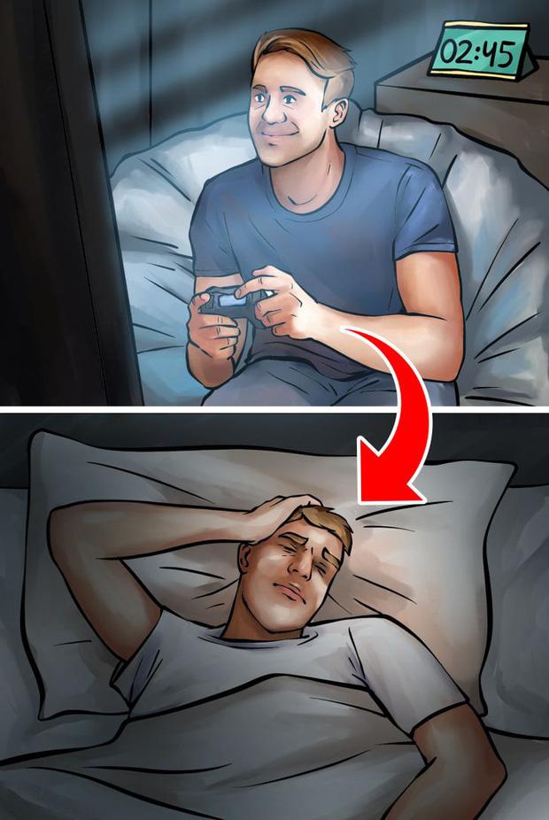 Nếu đang ngủ nhiều hơn 10 tiếng/ngày thì nên cẩn thận vì có thể bạn đang gặp phải những vấn đề sức khỏe sau - Ảnh 4.