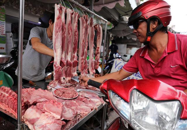 Giá xăng dầu, giá thịt lợn đẩy CPI lên cao nhất từ 2016 - Ảnh 1.