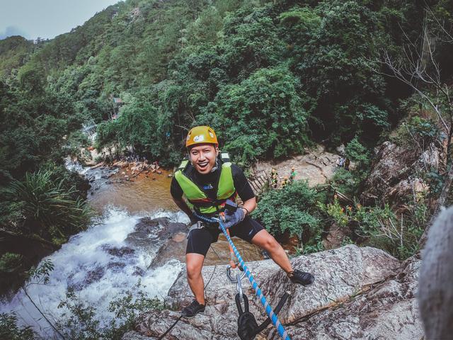 Một Đà Lạt khác thường: Tour vượt thác 6 levels không dành cho người yếu tim, khám phá thiên nhiên hùng vĩ - Ảnh 6.