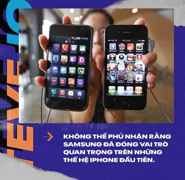Bạn có biết Steve Jobs từng suýt thành CEO Google, từng tự tay tháo lắp iPhone cho thái tử Samsung xem... - Ảnh 8.