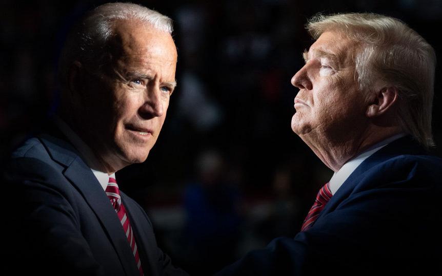 """Ông Biden nhận """"mưa tiền"""" tài trợ nhờ cách ông Trump đáp lại các cuộc biểu tình bao trùm nước Mỹ"""