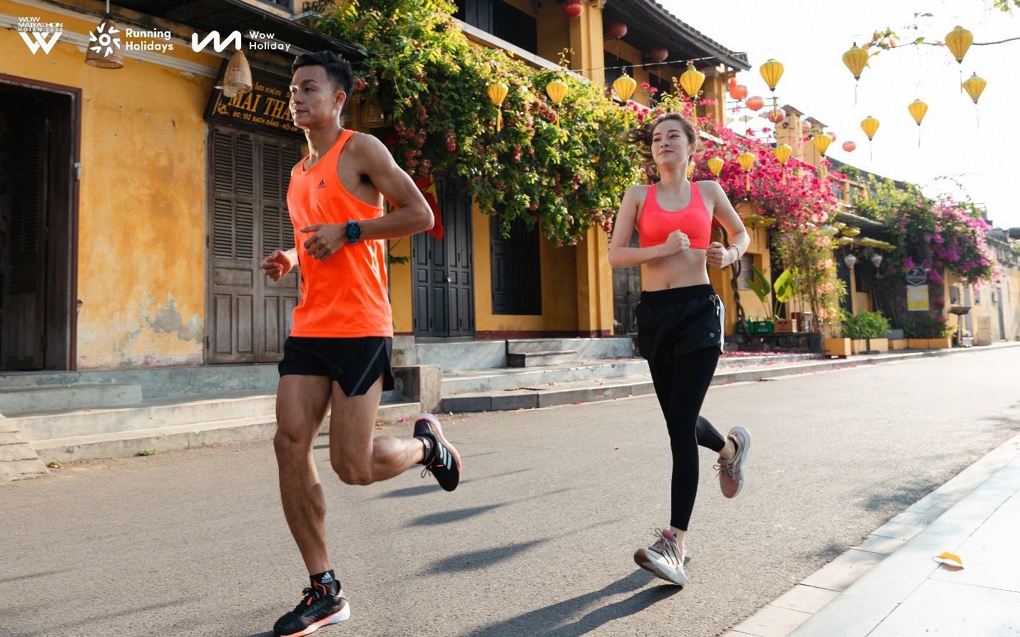 Điểm hẹn mới của Runners chuyên nghiệp: Những cung đường Hội An đầy cảm hứng