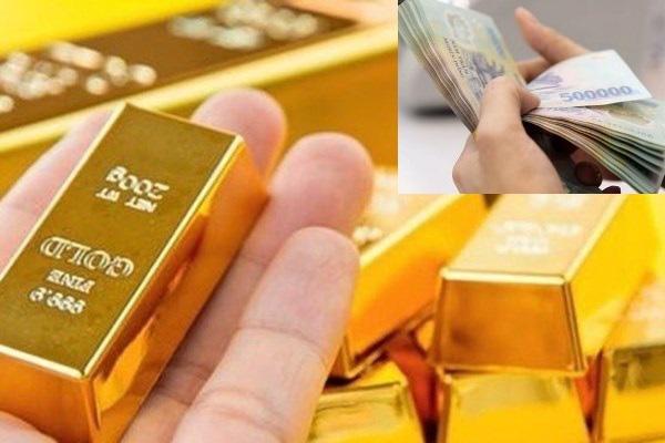 Lãi suất thấp, tôi có nên rút tiền tiết kiệm ra mua vàng? - Ảnh 1.
