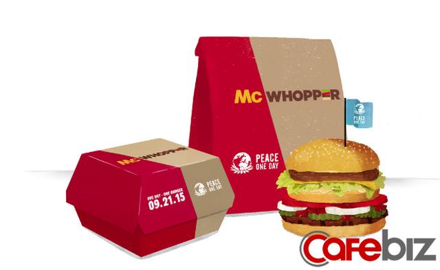 [Case Study] Thâm nho như Burger King: Chỉ 1 câu đề nghị khiến McDonalds tiến thoái lưỡng nan, tạo cú hích truyền thông với fan đồ ăn nhanh - Ảnh 2.