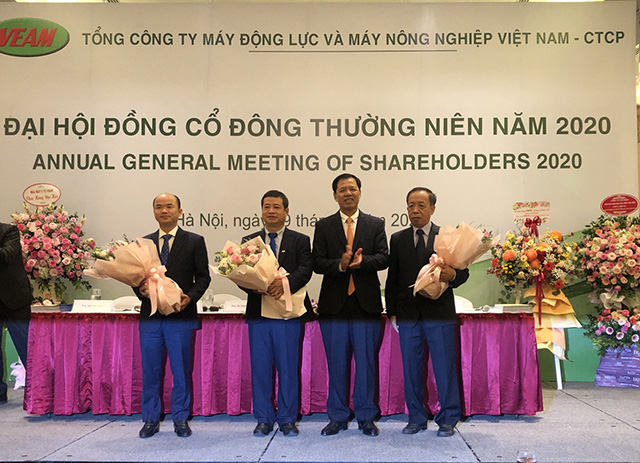 Họp ĐHĐCĐ VEAM: Bà Nguyễn Thị Nga đề nghị thời gian chia cổ tức, hoàn thành quyết toán cổ phần hóa - Ảnh 3.