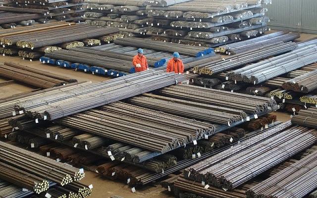 Giá thép xây dựng tại Trung Quốc lên cao nhất hơn 9 năm - Ảnh 1.