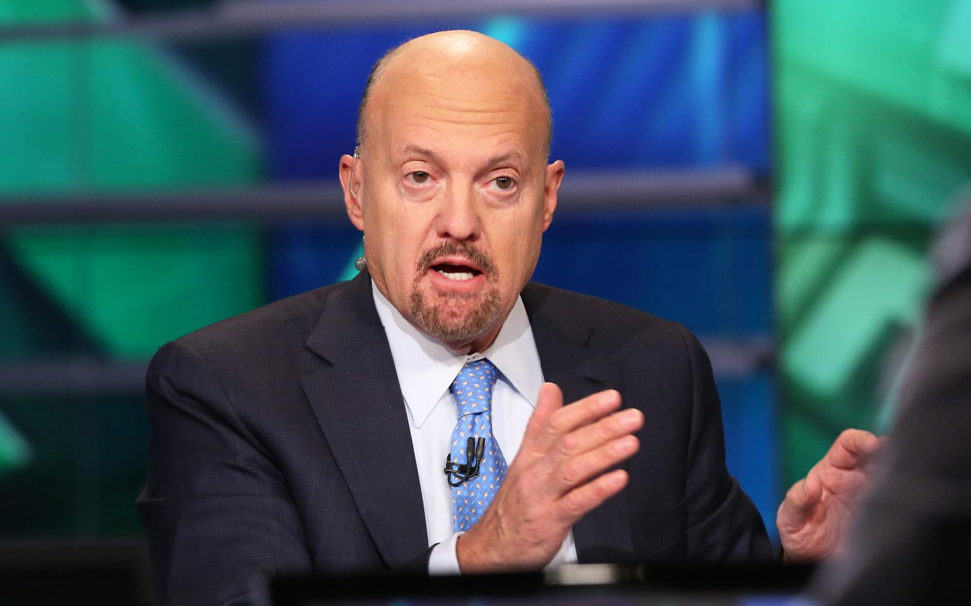 """Jim Cramer: Đại dịch dẫn đến """"cuộc chuyển giao của cải lớn nhất trong lịch sử""""!"""