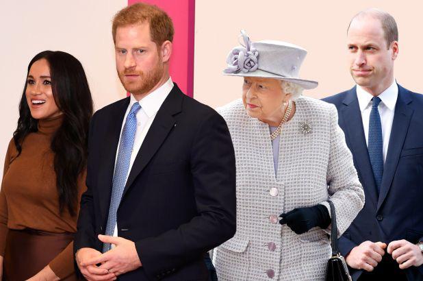 Nữ hoàng Anh cùng Hoàng tử William liên lạc với Harry ở Mỹ và có hành động khiến Meghan Markle phải xấu hổ - Ảnh 1.