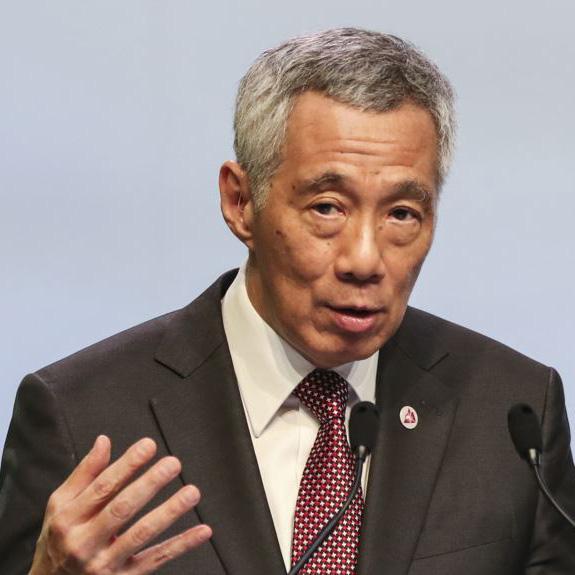 Ông Lý Hiển Long nói thẳng 2 điều mà Trung Quốc có mạnh đến đâu cũng bất lực trước Mỹ - Ảnh 1.