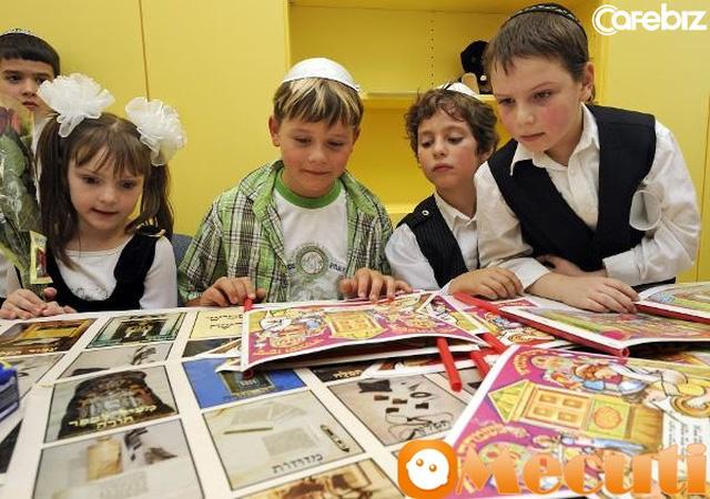 10 bài học giáo dục kinh điển của người Do Thái và cách họ bồi dưỡng ra thế hệ ưu tú tiếp theo - Ảnh 3.